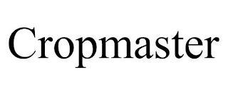 CROPMASTER trademark