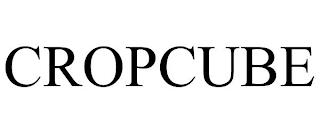 CROPCUBE trademark