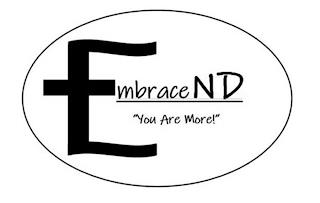 """EMBRACEND """"YOU ARE MORE!"""" trademark"""