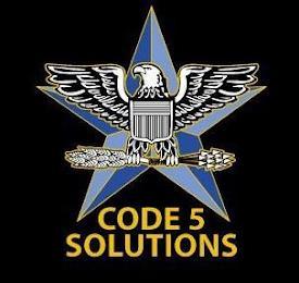 CODE 5 SOLUTIONS trademark