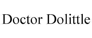 DOCTOR DOLITTLE trademark
