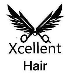 XCELLENT HAIR trademark