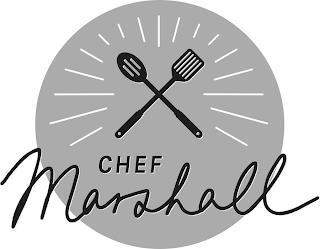 CHEF MARSHALL trademark