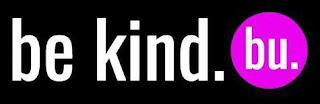 BE KIND. BU. trademark