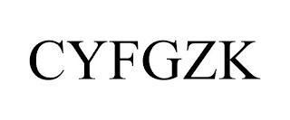 CYFGZK trademark