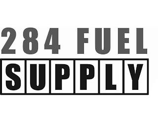 284 FUEL SUPPLY trademark