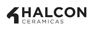 HALCON CERAMICAS trademark