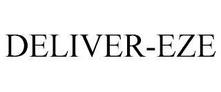 DELIVER-EZE trademark