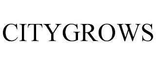 CITYGROWS trademark