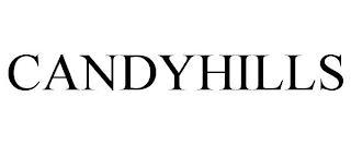 CANDYHILLS trademark