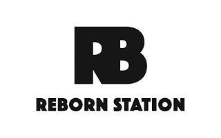 RB REBORN STATION trademark