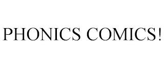 PHONICS COMICS! trademark
