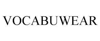 VOCABUWEAR trademark