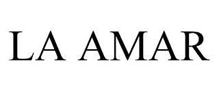 LA AMAR trademark