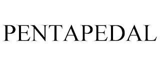 PENTAPEDAL trademark