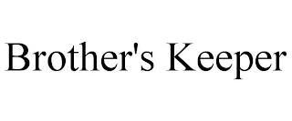 BROTHER'S KEEPER trademark