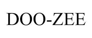DOO-ZEE trademark