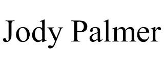 JODY PALMER trademark