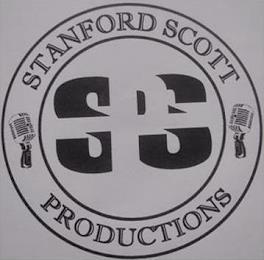 SSP STANFORD SCOTT PRODUCTIONS trademark