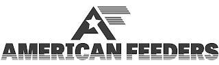AF AMERICAN FEEDERS trademark