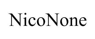 NICONONE trademark