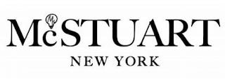 MCSTUART NEW YORK trademark