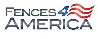 FENCES 4 AMERICA trademark