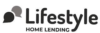 LIFESTYLE HOME LENDING trademark