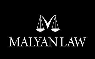MALYAN LAW trademark