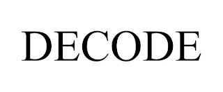 DECODE trademark