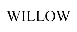 WILLOW trademark