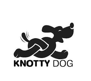 KNOTTY DOG trademark