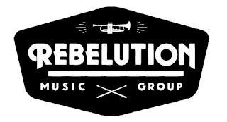REBELUTION MUSIC GROUP trademark