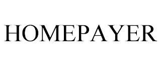 HOMEPAYER trademark