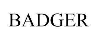 BADGER trademark