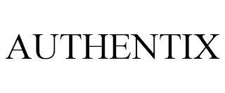 AUTHENTIX trademark