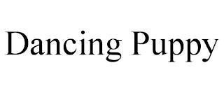 DANCING PUPPY trademark