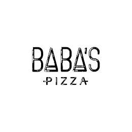 BABA'S PIZZA trademark