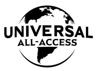 UNIVERSAL ALL-ACCESS trademark