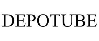 DEPOTUBE trademark
