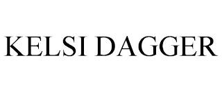KELSI DAGGER trademark