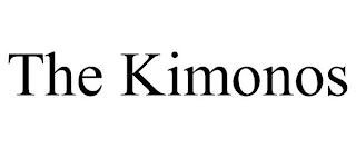THE KIMONOS trademark