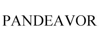 PANDEAVOR trademark