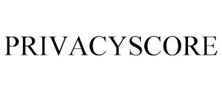 PRIVACYSCORE trademark