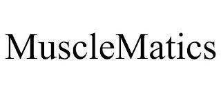 MUSCLEMATICS trademark