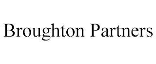 BROUGHTON PARTNERS trademark