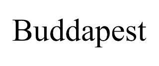 BUDDAPEST trademark