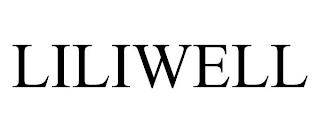 LILIWELL trademark
