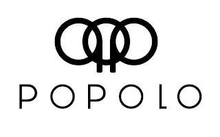 PP POPOLO trademark