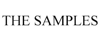 THE SAMPLES trademark